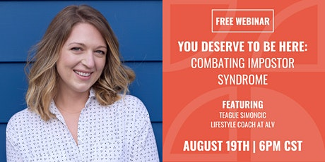 You Deserve To Be Here: Combating Impostor Syndrome tickets