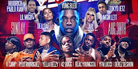 Bleu Bash 2020 tickets