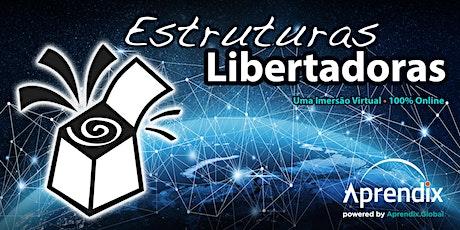 Estruturas Libertadoras • Imersão Virtual Setembro bilhetes