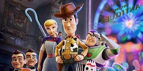 Movies in the Park: Toy Story 4 tickets