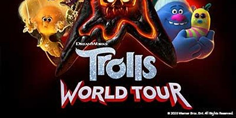 Movies in the Park: Trolls World Tour tickets