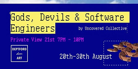 GODS, DEVILS & SOFTWARE ENGINEERS tickets