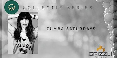 Collectif Series: Zumba Class tickets