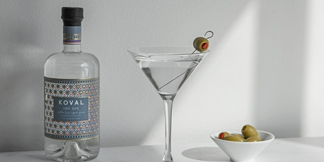 Summer Cocktails Virtual Fundraiser with KOVAL Distillery tickets