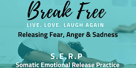 Somatic Emotional Release Practice Workshop (S.E.R.P. ) tickets