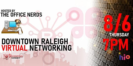 Free Downtown Raleigh Rockstar Connect Networking Event (August, NC) tickets