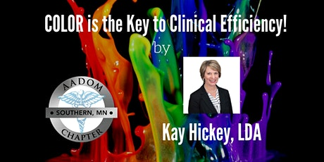 COLOR is the Key to Clinical Efficiency! tickets