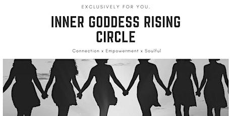 Inner Goddess Rising Circle tickets
