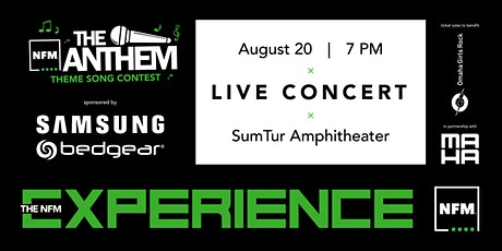 NFM The Anthem Finalist Concert tickets
