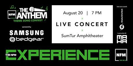 NFM The Anthem Finalist Concert tickets