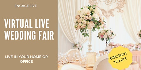 Virtual Live Wedding Fair - San Francisco tickets