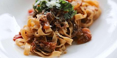 Italian Fettuccine Feast - Online Cooking Class by Classpop!™ tickets