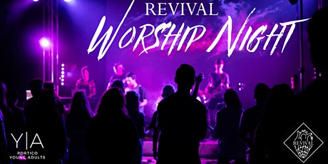 Revival Worship Night tickets
