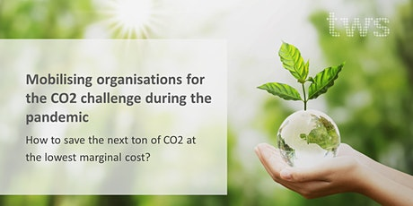 Mobilising organisations for the CO2 challenge during the pandemic tickets