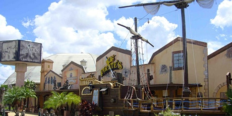 Pirate Adventure Weekend in Orlando tickets
