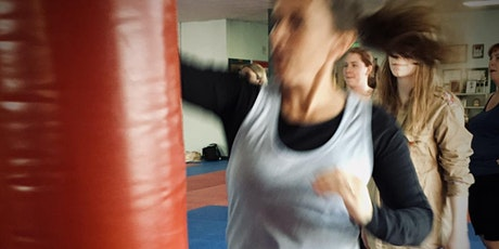 Self-Defense Seminar for Women tickets