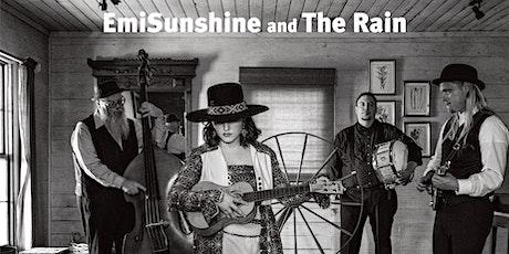 Emi Sunshine and The Rain (Please See Ticket Info Below) tickets