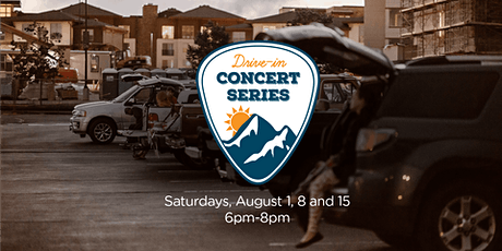 Drive-In Summer Concert Series - Buckstein tickets