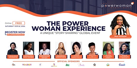 The Power Woman Experience 2020! tickets