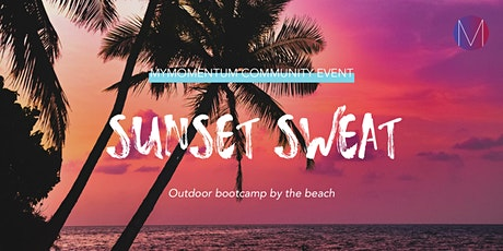 myMomentum community event: Sunset Sweat | Cardio step workout tickets