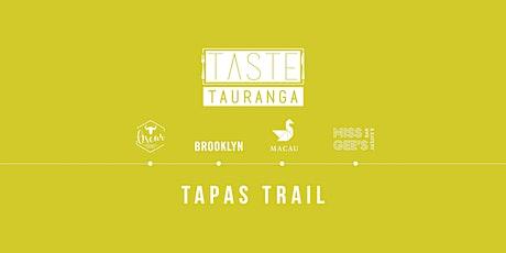 Taste Tauranga Tapas Trail tickets