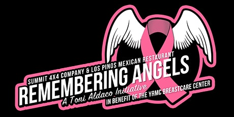 Remembering Angels Benefit For YRMC BreastCare Center tickets