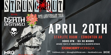 Strung Out (30 YR Anniversary) w/ Death By Stereo + Nicholas Rage