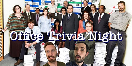 Jesse & Kyle's New Missionary Fundraiser: An Office Trivia Night tickets