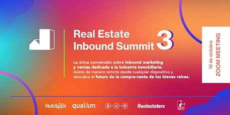 Real Estate Inbound Summit 3 boletos