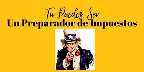 Curso de Preparacion de Impuestos en Español tickets