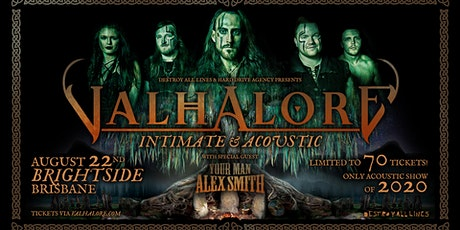 Valhalore - Intimate & Acoustic tickets