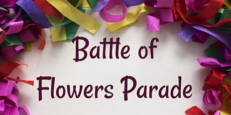 Battle of the Flowers Parade 2021 tickets