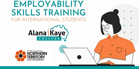 Employability Skills Training for International Students tickets
