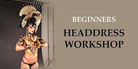 Beginners Headdress Workshop tickets