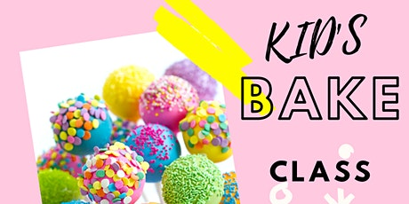 Kid's Baking Camp Class tickets