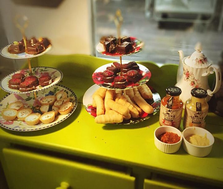 Bead Jewellery Class with  Tea treats - Temple Bar image