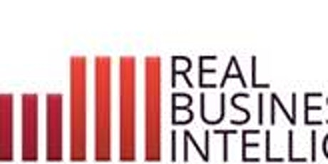 2021 Real Business Intelligence Conference - An in-person and on-line event tickets