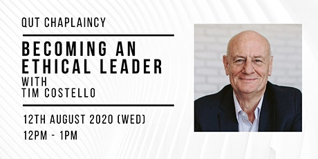 Becoming an Ethical Leader with Tim Costello tickets