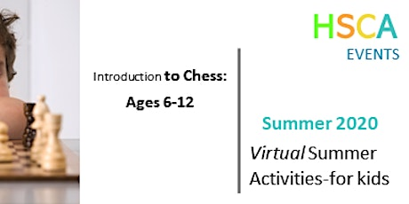 Introduction to Chess for kids 6-12 tickets