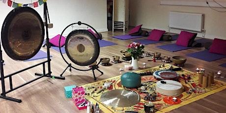 Sound Bath Meditation 5:30pm - 7pm tickets