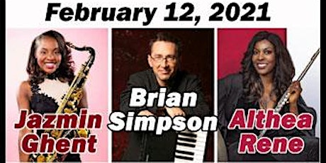 Smooth Chicago Live Jazz with Jazmin Ghent, Brian Simpson, & Althea Rene tickets