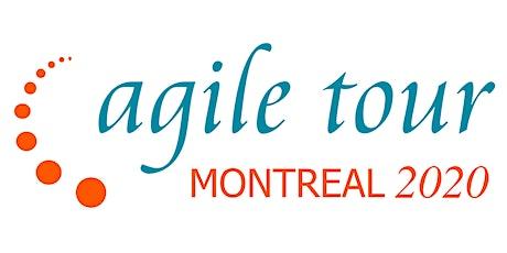 Agile Tour Montréal 2020 tickets