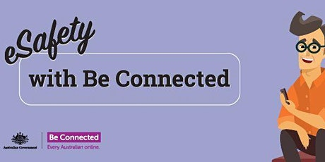 Safer Online Banking and Shopping - Be Connected Session @ Kingston Library tickets