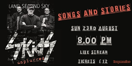 The SKIDS  unplugged  - Songs and Stories Live Stream tickets