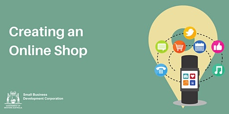 Creating an Online Shop tickets