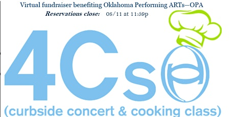 4C - Curbside Concert & Cooking Class Ep.1 tickets