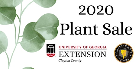 2020 Plant Sale tickets