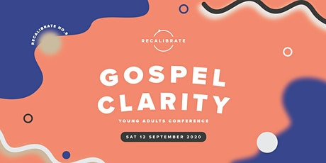 RECALIBRATE Conference 2020 tickets