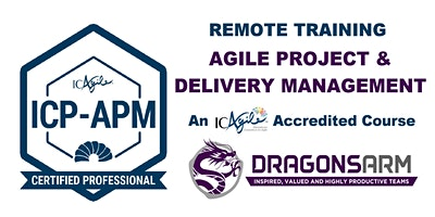 ICAgile ICP-APM Agile Project and Delivery Management Remote Training