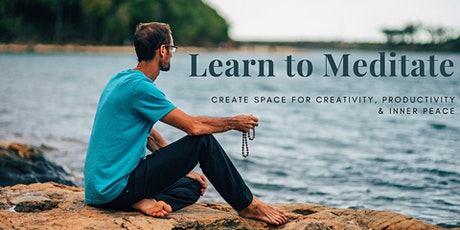 Learn to Meditate Workshop tickets